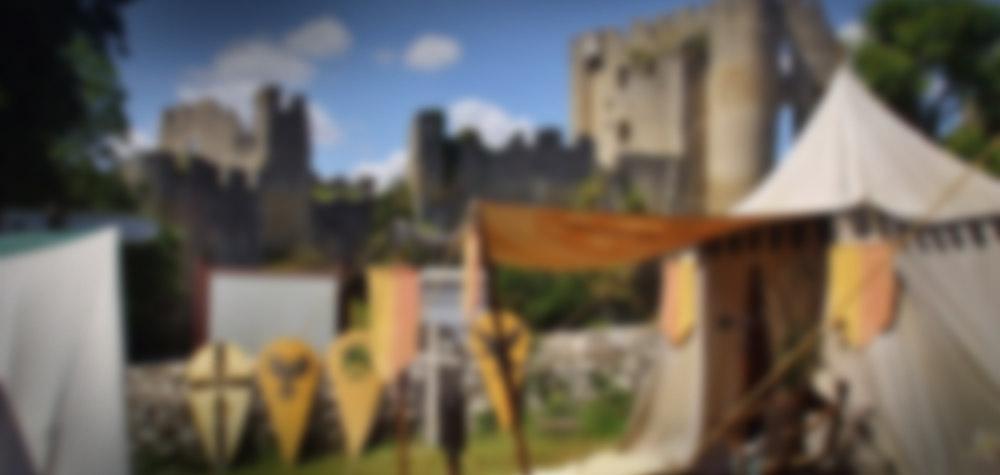 Animations médiévales les 28, 29 avril et 1er mai 2018