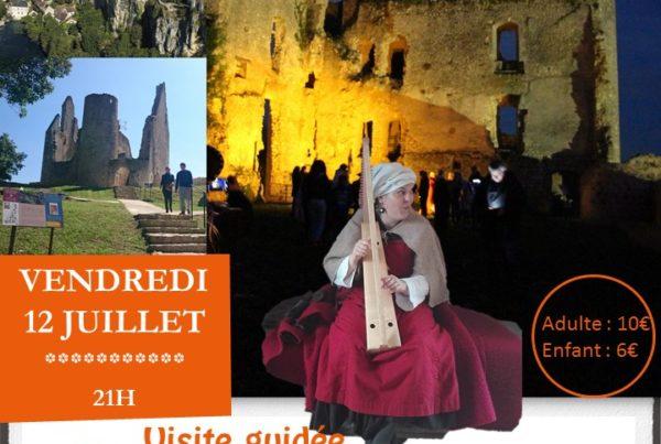affiche nocturne forteresse 12-07-19